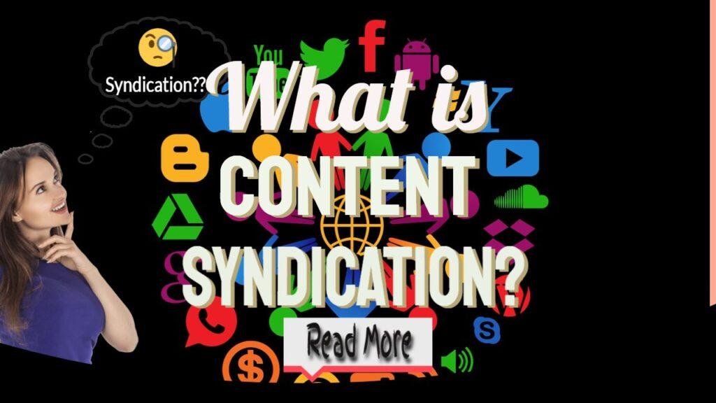 What is content syndication