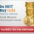 What Do You Get by Investing in a Gold Investment Retirement Account (Gold IRA)?