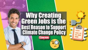 creating green jobs
